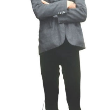 THE BEATLES GEORGE HARRISON LIFESIZE CARDBOARD STANDUP STANDEE CUTOUT POSTER