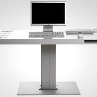 The MILK Desk:  Designed for Your Mac