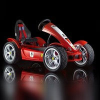 Berg Toys Racing Ferrari FXX Exclusive