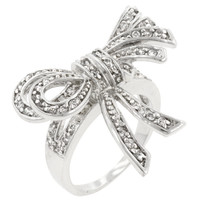 Double Knot Shoelace Ring