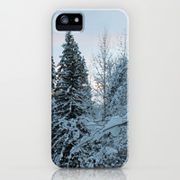 The Night Dawns iPhone & iPod Case by Lauren Lee Designs