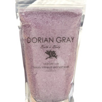 Lavender and Satin Luxury Bath Soak