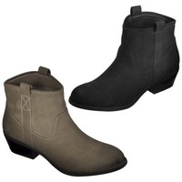 Women's Mossimo Supply Co. Kendall Ankle Boot - Assorted Colors