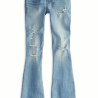 AEO Women's Hi-rise Artist Jean (Medium Sandy)