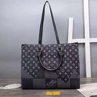 Louis Vuitton LV Women's Full Letter Shoulder Bag Messenger Bag
