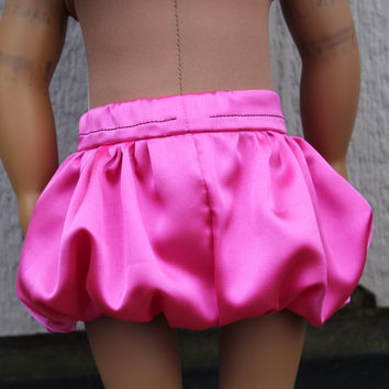 American Girl Doll Bubble Skirt