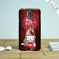 49Ers Hello Kitty Samsung Galaxy S5 Case