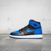 Best Deal Online Air Jordan 1 Retro High OG BG 'Royal' 2017