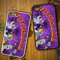 Futurama American Cartoon Animated  Y0121 LG G2 G3, Nexus 4 5, Xperia Z2, iPhone 4S 5S 5C 6 6 Plus, iPod 4 5 Case