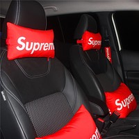 Supreme Car Seat Protection Neck Vehicular Pillows
