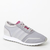 Light Gray Los Angeles Running Sneakers - Womens Shoes - Gray