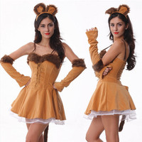 Wizard of OZ lion Costume Halloween