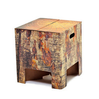 Dutch Design Chair: Tree Trunk, at 40% off!