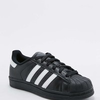 adidas Originals Superstar Black and White Trainers - Urban Outfitters