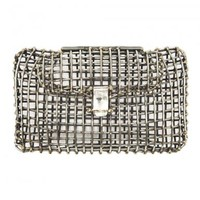 Open Cage Clutch - ANNDRA NEEN Open Cage Clutch