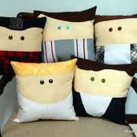 Choose One One Direction Inspired Decorative Pillow