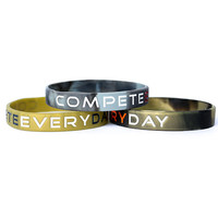 Compete Wristbands (Camouflage)
