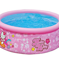 Hello Kitty 6' inflatable Hello Kitty Pool