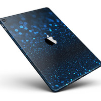 "50 Shades of Unfocused Blue Full Body Skin for the iPad Pro (12.9"" or 9.7"" available)"