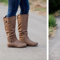 Fall Buckle Boots!