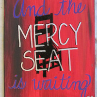 The Mercy Seat, Nick Cave and the Bad Seeds