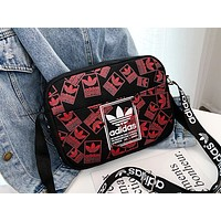 ADIDAS hot seller for ladies casual shoulder bag fashion canvas printed shopping bag #5