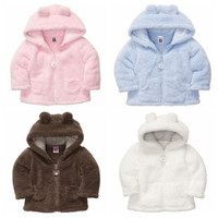 [S.Y.C] New 2015 Autumn Winter Brand Baby Girl Clothing 0-24months Baby Boy Hoodies = 1931480964