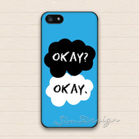 The Fault in Our Stars iPhone 5 Case,iPhone 5s Case,iPhone 4 4s Case,Samsung Galaxy S3 S4 Case, Hard Plastic Rubber Cover Skin Case