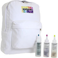 JanSport To Dye For White Tie Dye - 6pm.com