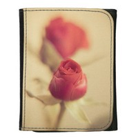 A red rose for your sweetheart ... wallets