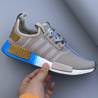 Adidas NMD R1 lightweight cushioning casual sports shoes
