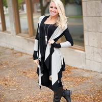 Time And Time Again Cardigan - Piace Boutique