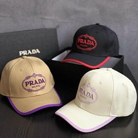 PRADA baseball hat