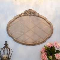 Shabby Cottage Chic French Style Memory Memoboard