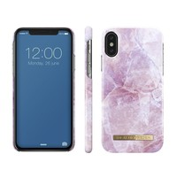 Ideal Of Sweden PILION PINK MARBLE CASE for Apple iPhone X 10
