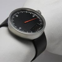666 Barcelona Black Under Pressure Watch - Cool Watches from Watchismo.com