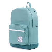 Herschel Supply Co.: Pop Quiz Backpack - Seafoam / Seafoam Suede