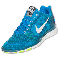 Nike Free TR Fit 2 Print Running Shoes Womens