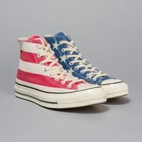 Converse Vintage Flag 1970s Chuck Taylor All Star (Red / White / | Oi Polloi