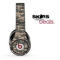 Digital Camouflage V7 Skin for the Beats by Dre Solo, Studio, Wireless, Pro or Mixr