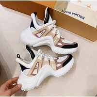 Louis Vuitton Lv Archlight Sneaker #1902