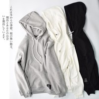 Hats Hoodies Pullover Cotton Thicken Men's Fashion Jacket [10141538695]