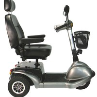 Prowler 3-Wheel Scooter 3310 - Drive Medical 3-Wheel Full Size Scooters   TopMobility.com