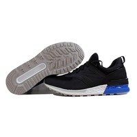 New Balance 574 Black/White-Blue MS574SCS