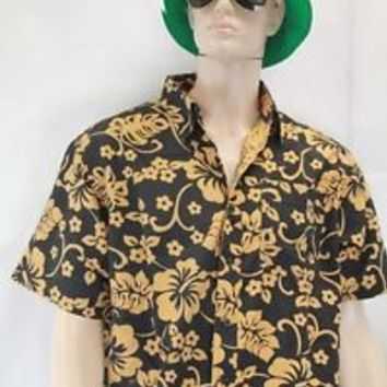 Fear and Loathing Las Vegas costume Shirt Hat Green Sunglasses Cigarette Holder