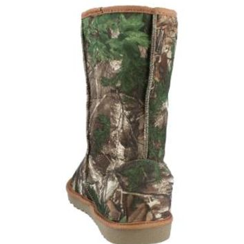 Women's Realtree Girl by Duckhead, Carson Boot | Womens Shoes | Peltz Shoes