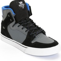 Supra Boys Vaider Perforated Skate Shoes