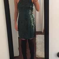 ELECTION DAY SALE! Sequin Dress Size Small