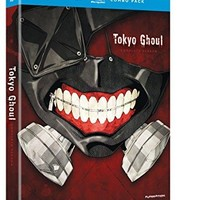 Austin Tindle & Brina Palencia & Jerry Jewell-Tokyo Ghoul: The Complete Season