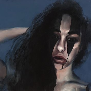 """""""Portrait of Olivia"""" by Marc Ouellette, Oil on Canvas"""